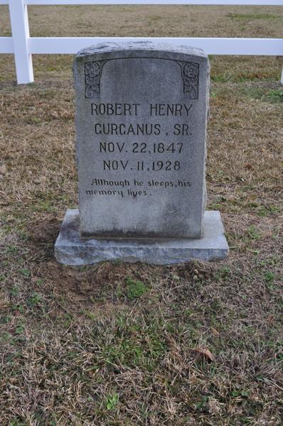 Robert Henry Gurganus, Sr
