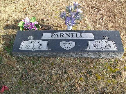 Billie Jo <i>Watson</i> Parnell