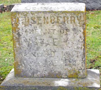 Infant Quisenberry
