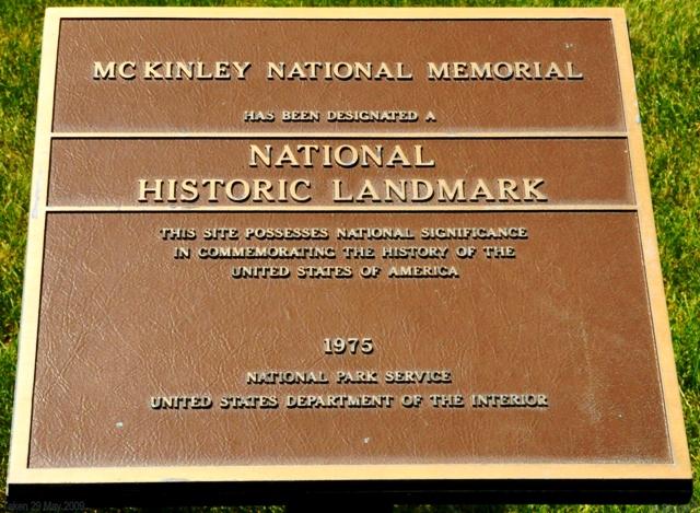 McKinley Memorial Park