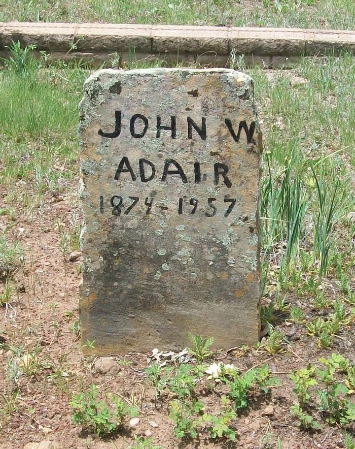 John Washington Adair