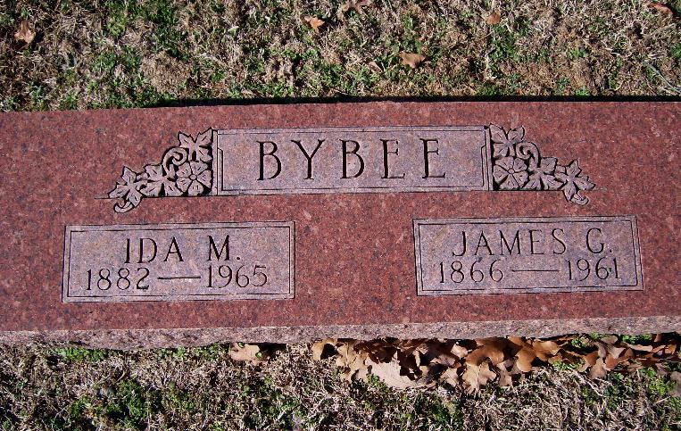 Ida Mae <i>Turner</i> Bybee