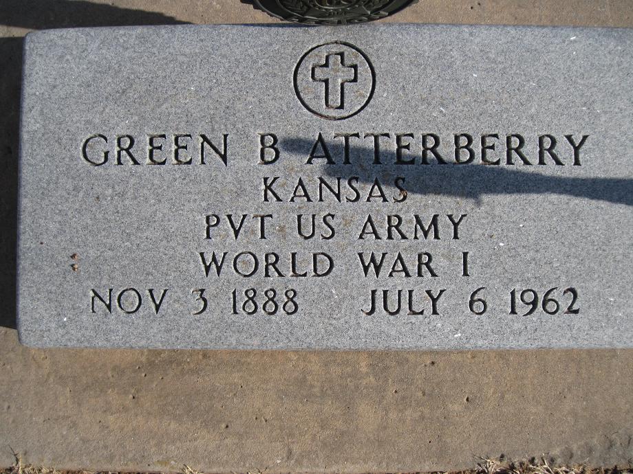 Green B. Atterberry