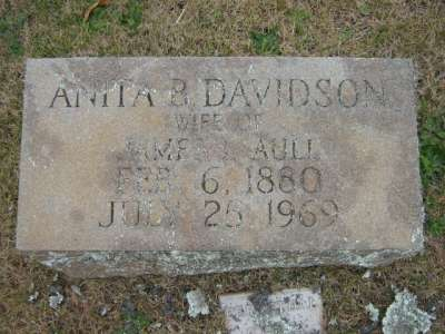 Anita B. <i>Davidson</i> Aull