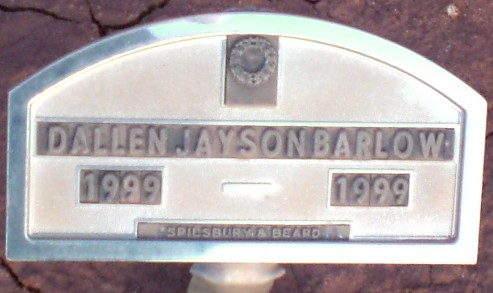 Dallen Jayson Barlow