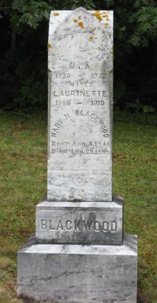 Mary Melissa <i>Clark</i> Blackwood