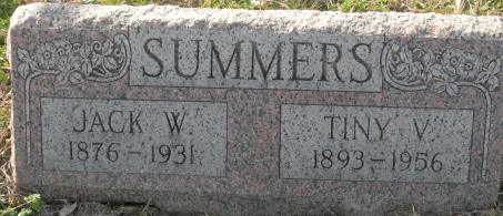 Jack W Summers