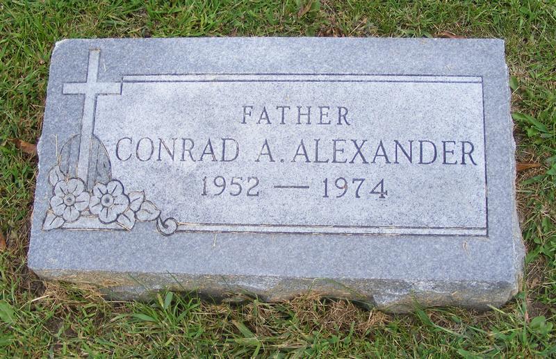 Conrad A Alexander