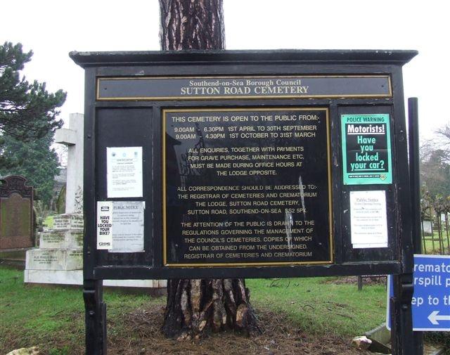 Sutton Road Cemetery