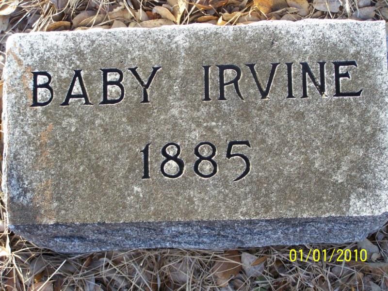 Baby Irvine