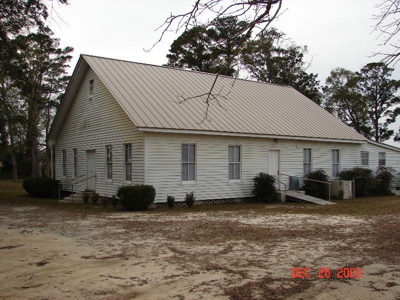 Harmony Primitive Baptist Church Cemetery