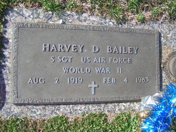 Harvey Dawson Bailey