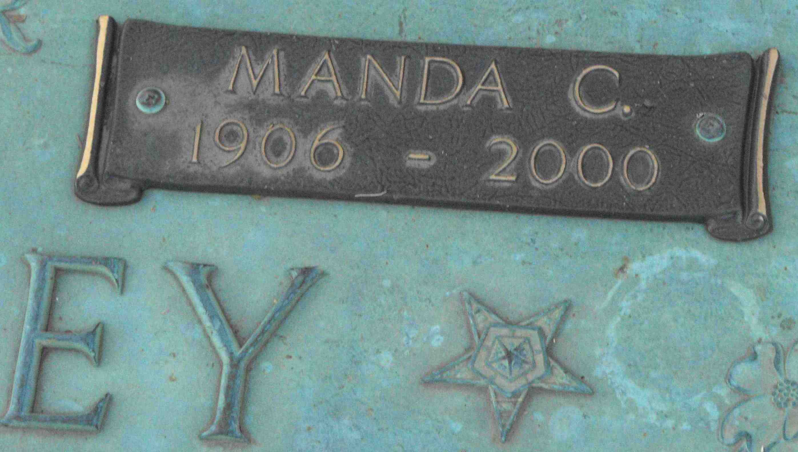 Manda Mahoney <i>Caffey</i> Dean