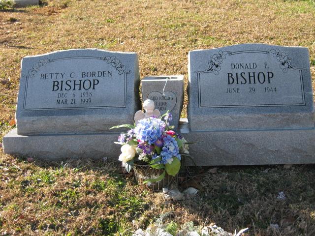 Donald E Bishop