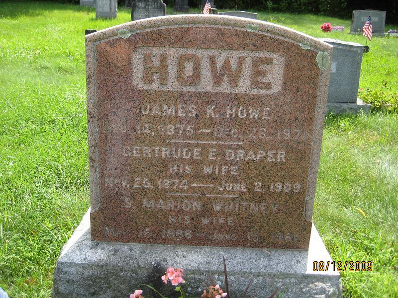 James Kenworthy Howe