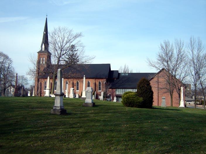 Streetsville Memorial Cemetery