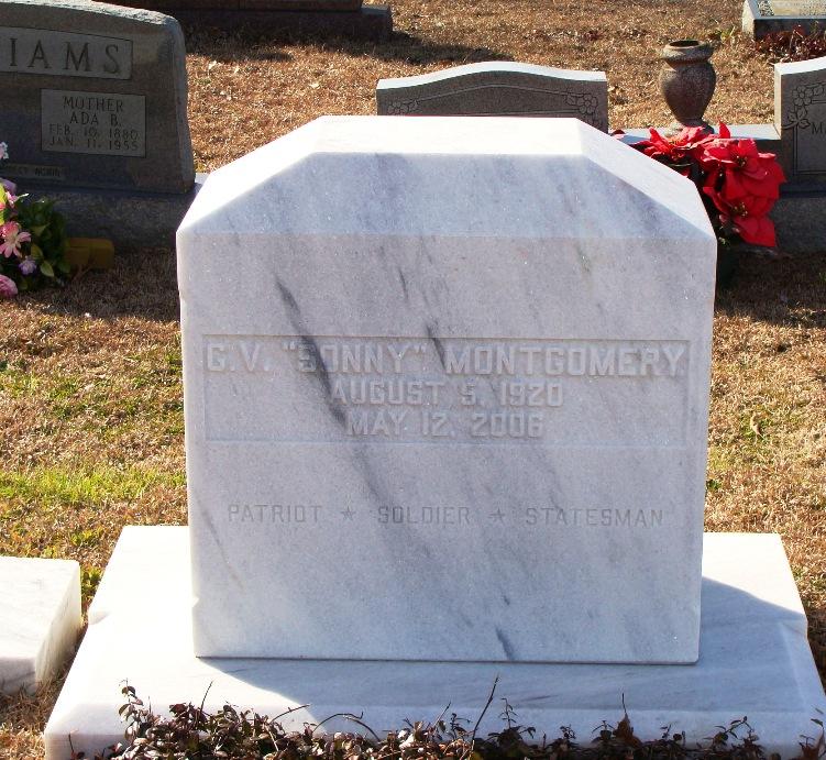 Gillespie V. Sonny Montgomery