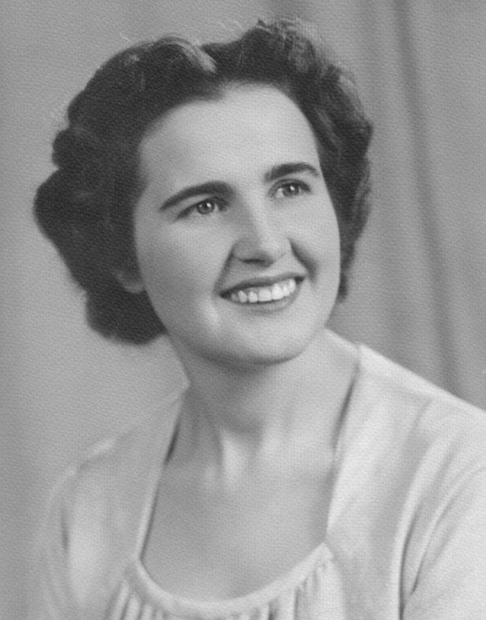 Marguerite Marie Margie <i>Huyghe</i> Young