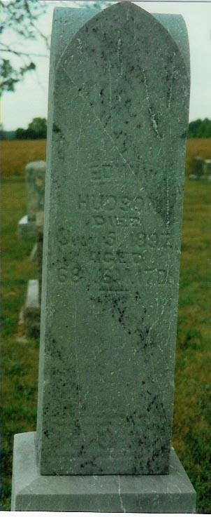 Edwin Hudson