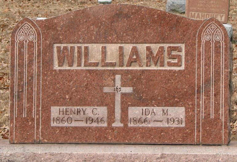Henry Charles Williams, Jr