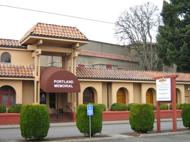 Wilhelms Portland Memorial Mausoleum