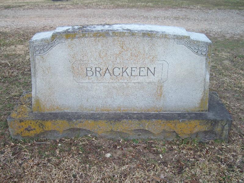 Crawford Brackeen