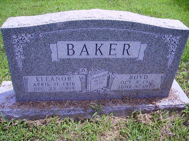 Boyd Baker