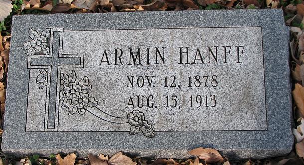Armin Hanff