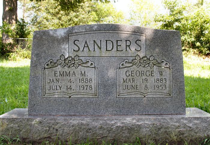 George W. Sanders