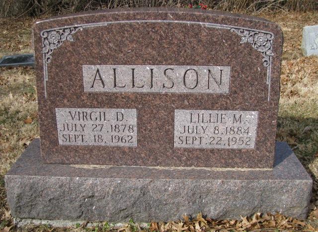 Lillie M. <i>McLemore</i> Allison