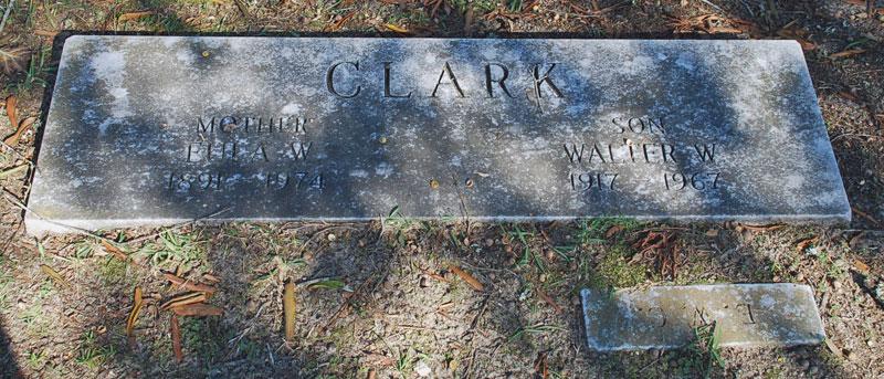 Eula May <i>Willis</i> Clark