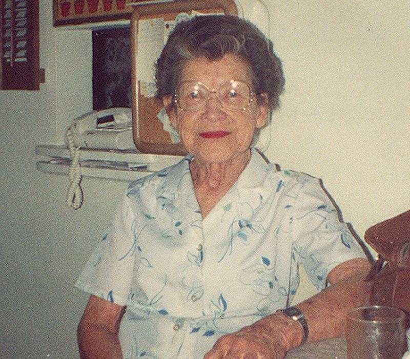 Mildred Van Dilla <i>Fudge</i> Fortier