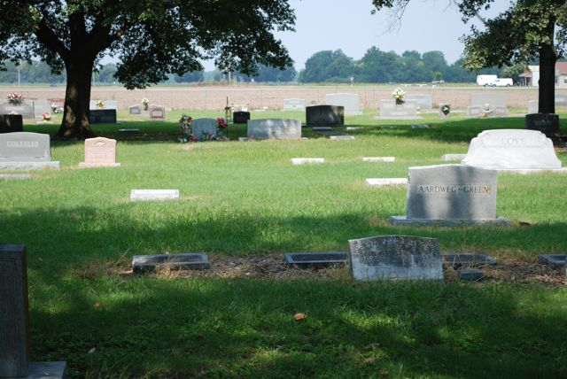 Stoneville-Leland Cemetery