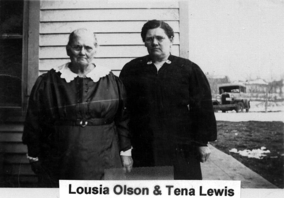 Tena Mary <i>Olson</i> Lewis