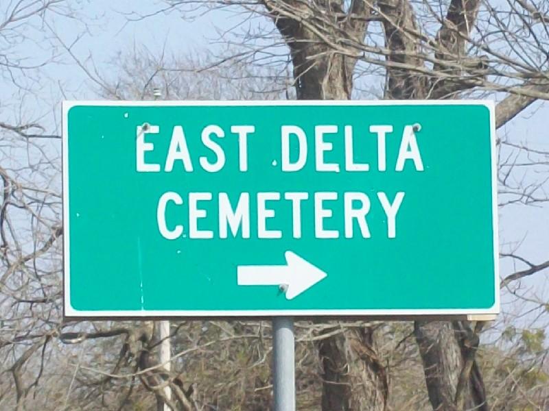 East Delta Cemetery