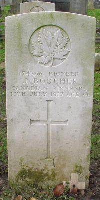 J. Boucher