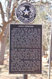 Adina Cemetery