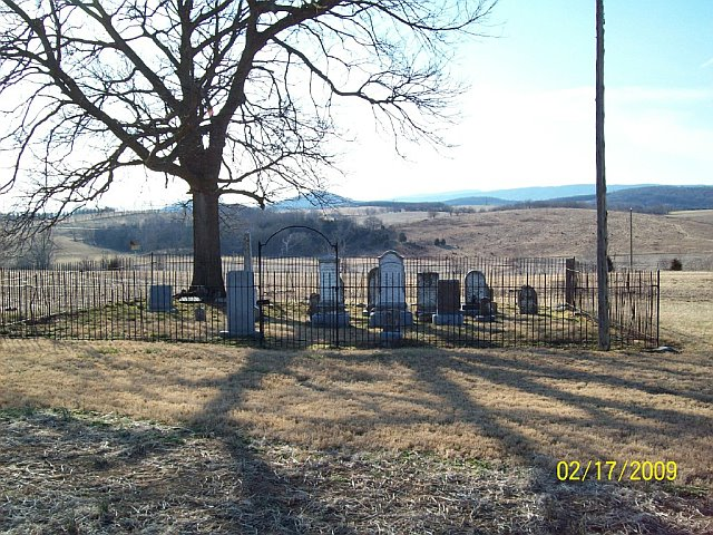 Lincoln Family Cemetery