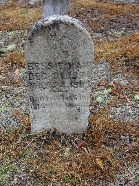 Bessie Hair
