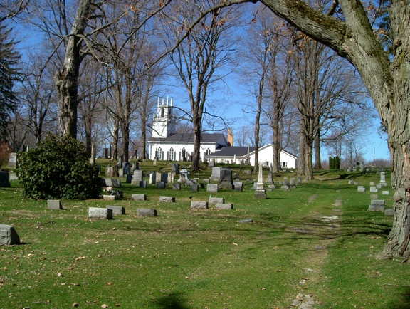 Kinsman Cemetery New