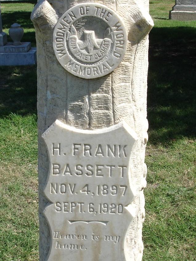 Homer Frank Bassett