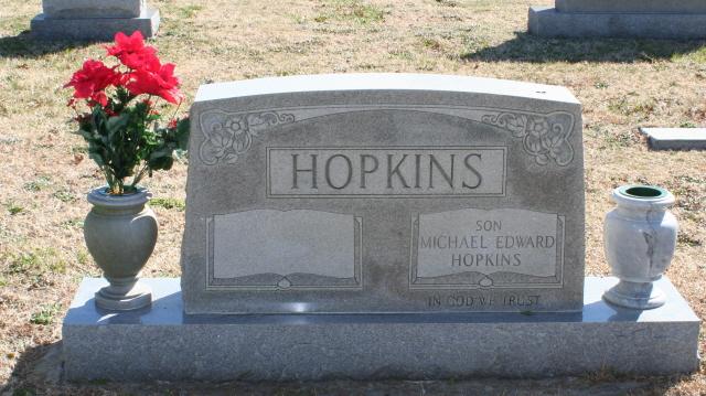 Michael Edward Hopkins