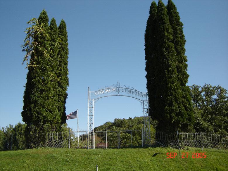 Communia Cemetery