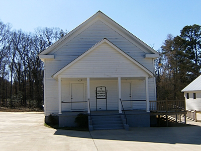 Central Methodist Church Cemetery