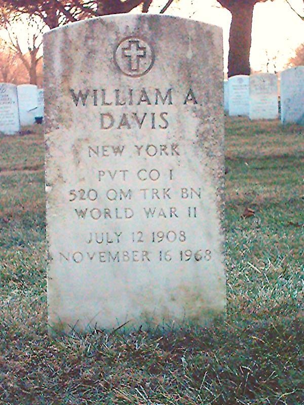 Alphonso William Davis, Sr