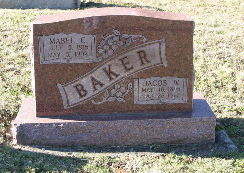Jacob Washington Baker