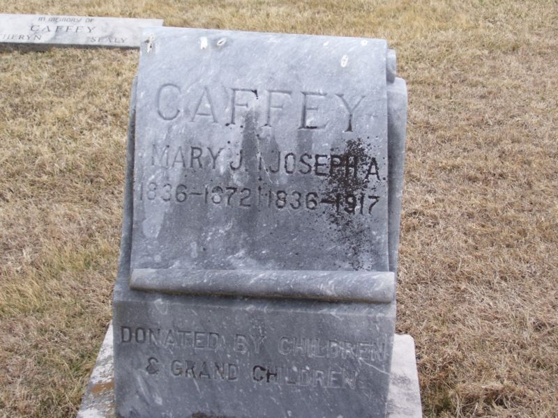 Joseph A Caffey