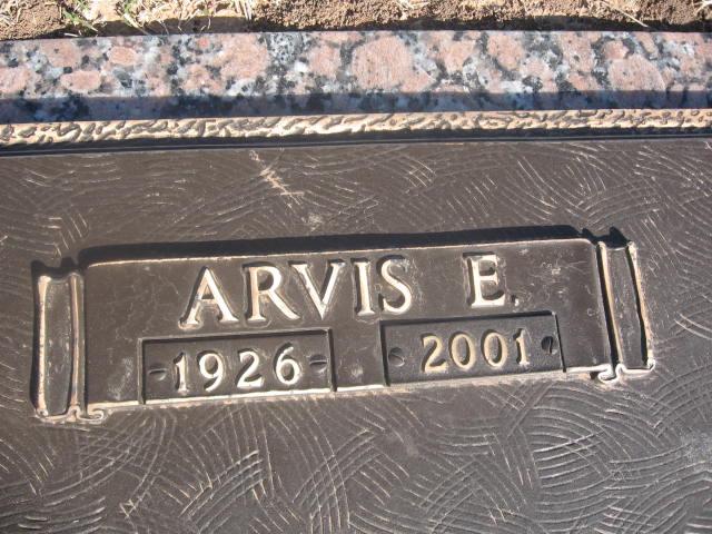 Arvis Eugene Harmon