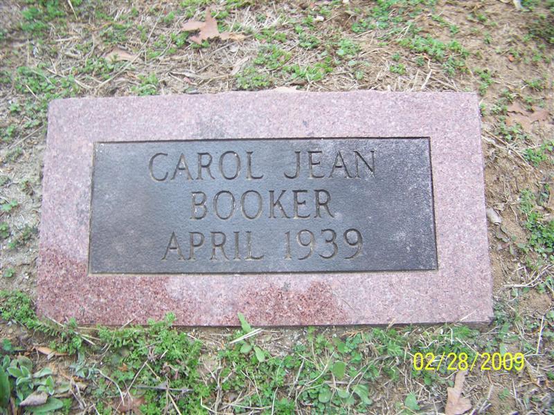 Carol Jean Booker