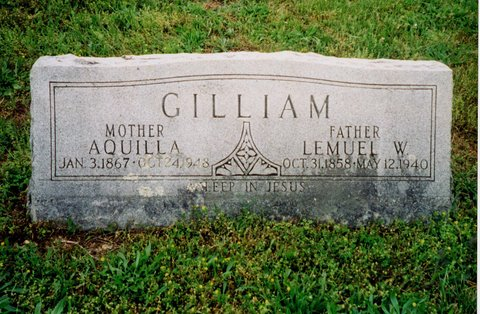 Aquilla Sevilla <i>Roush</i> Gilliam